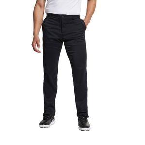 Nike Black Flex Flat Front Golf Pants 36x32